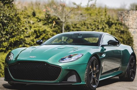 Aston Martin посвятил победе в марафоне «24 часа Ле-Мана» специальную версию суперкараDBS