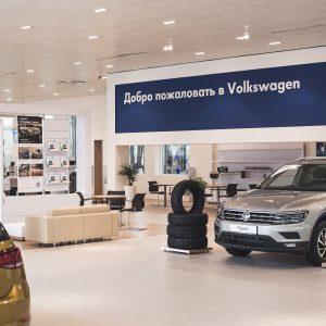 Официальный представитель Volkswagen расширил свою дилерскую сеть в России