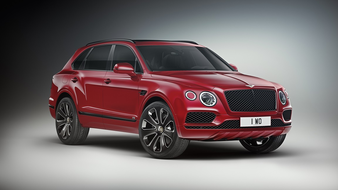 Bentayga Design Series Candy Red (4)