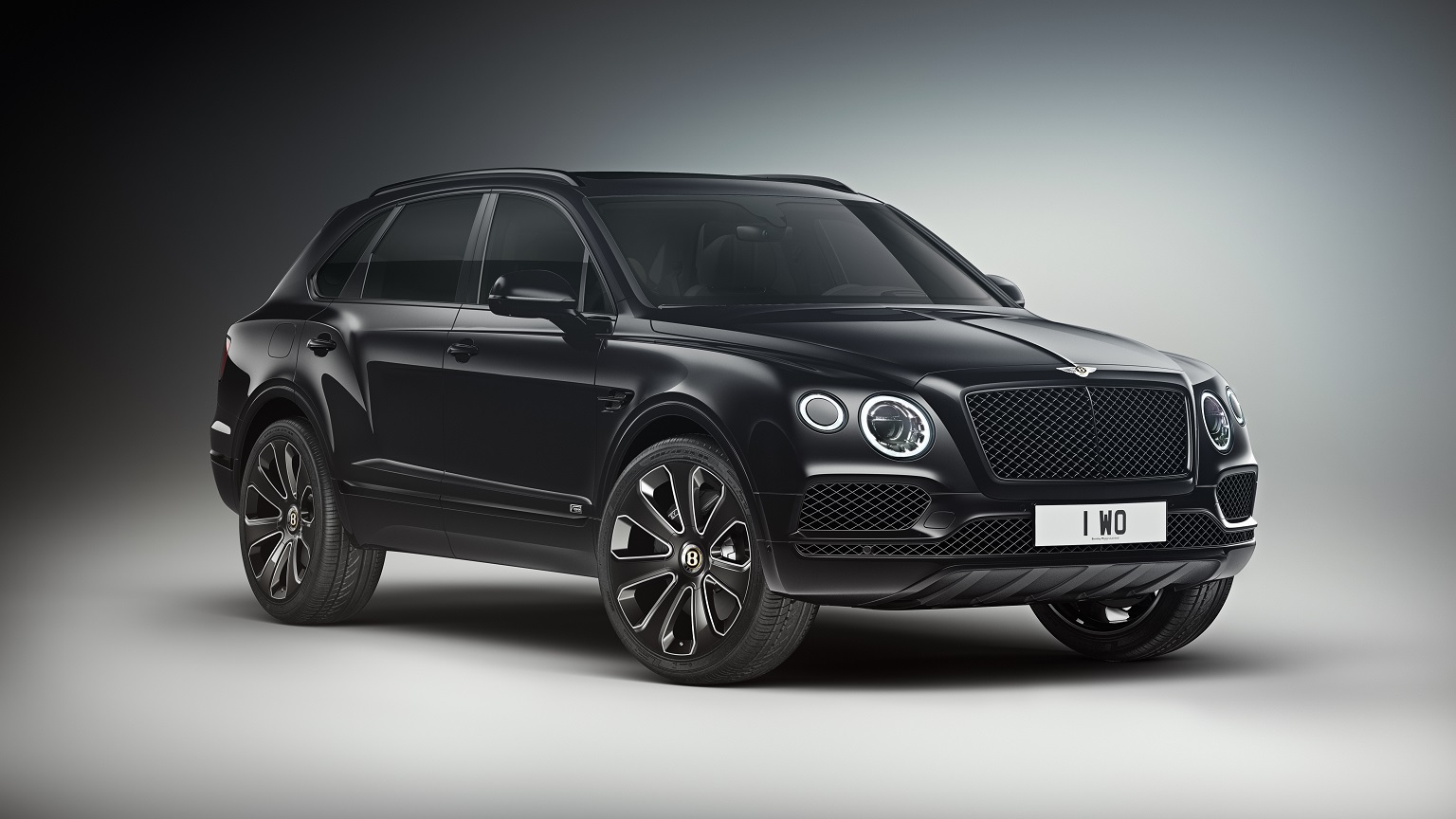 Bentayga Design Series Onyx