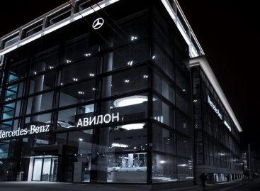 Бывший цех ЗИЛа стал самым большим дилерским центром Mercedes-Benz в Европе