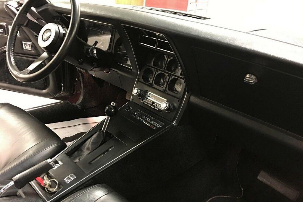 Chevrolet Corvette С3 L-82 1980