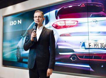 Hyundai Motor представляет бренд N на российском рынке