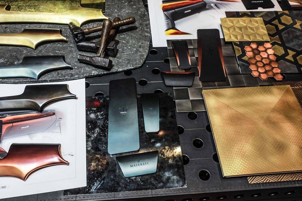 De Castelli Working Table @ Milan Design Week 2019