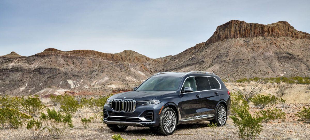 BMW сохранит цены на все произведенные автомобили