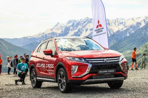 Mitsubishi Motors выступит Генеральным партнером фестиваля бега ROSA RUN