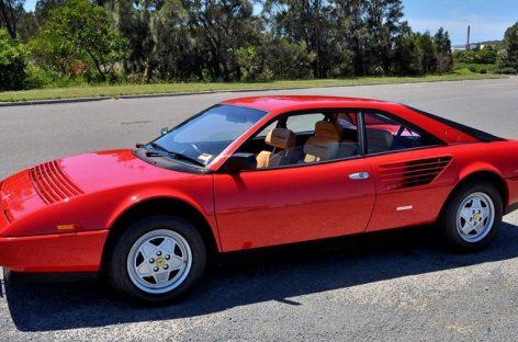 Выставлена на продажу самая дешевая Ferrari в мире
