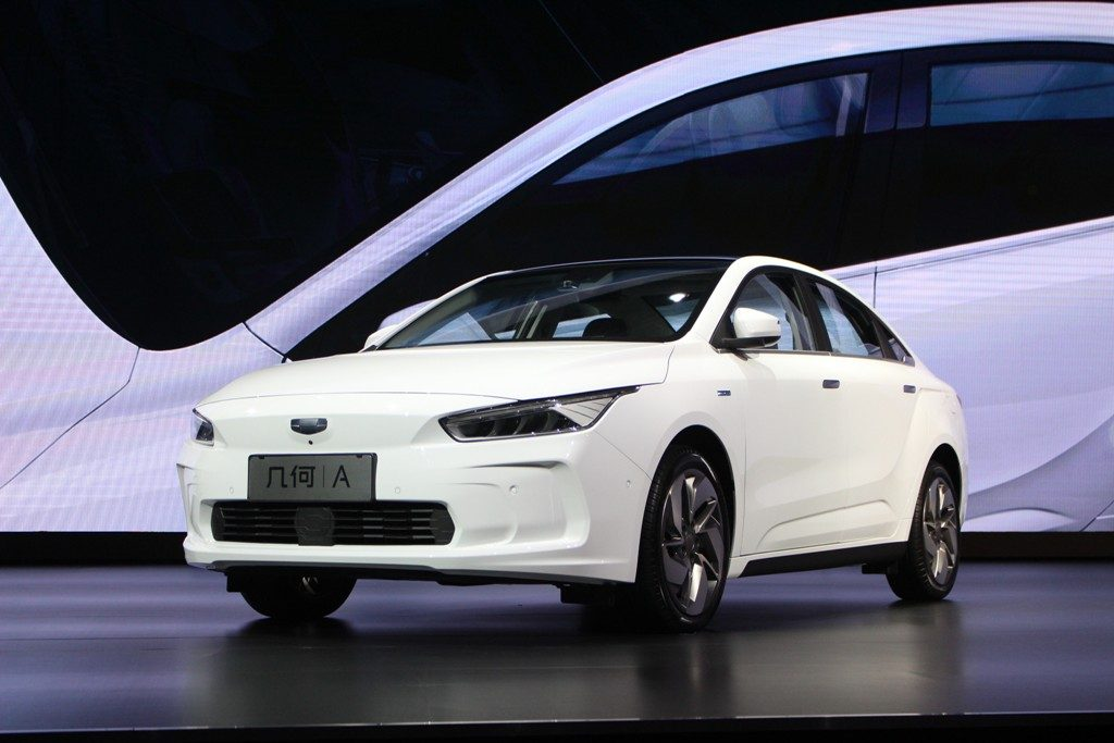 Geely Geometry A 2019