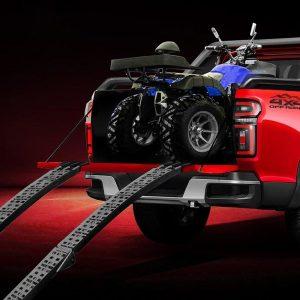 Great Wall P-Series конкурент для Toyota Hilux