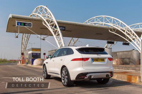 Jaguar Land Rover тестирует новый платежный сервис Smart Wallet