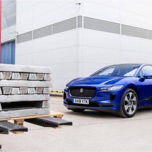 Jaguar Land Rover даст алюминию вторую жизнь