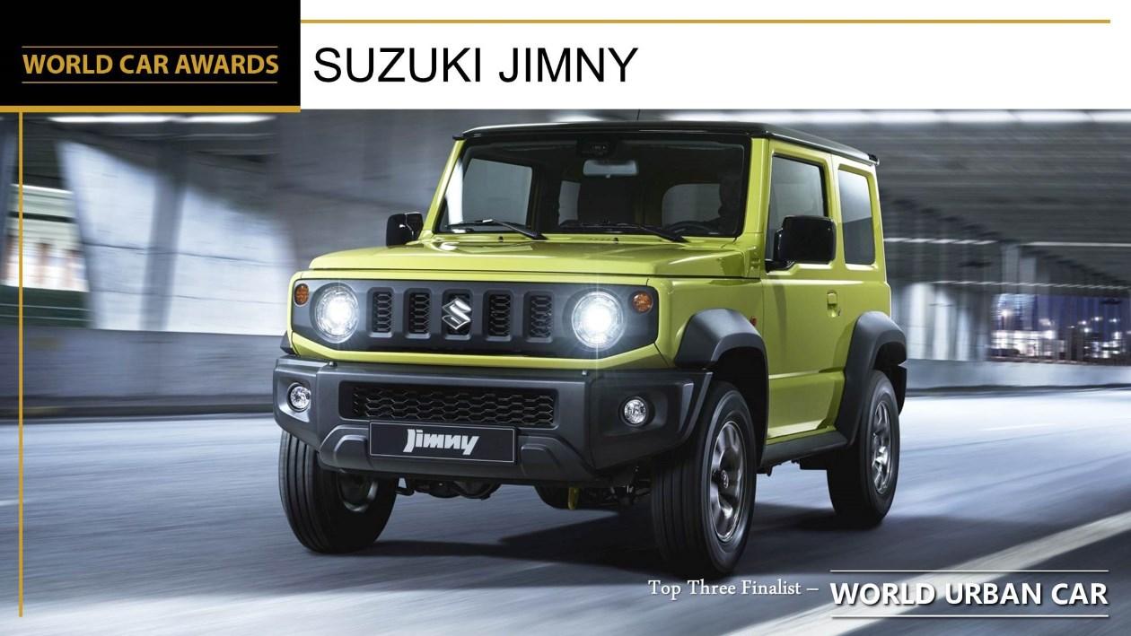 Suzuki Jimny NY