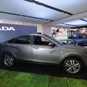 LADA начинает продажу автомобилей на рынке Монголии