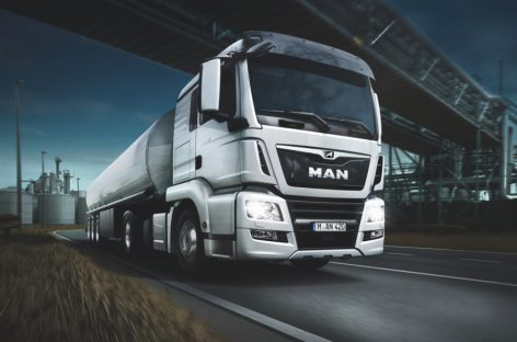 "MAN назван лучшим брендом для перевозок по версии журнала ""Logistik heute"""