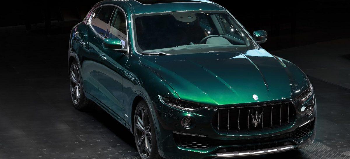 Состоялась премьера Maserati на Нью-Йоркском международном автосалоне