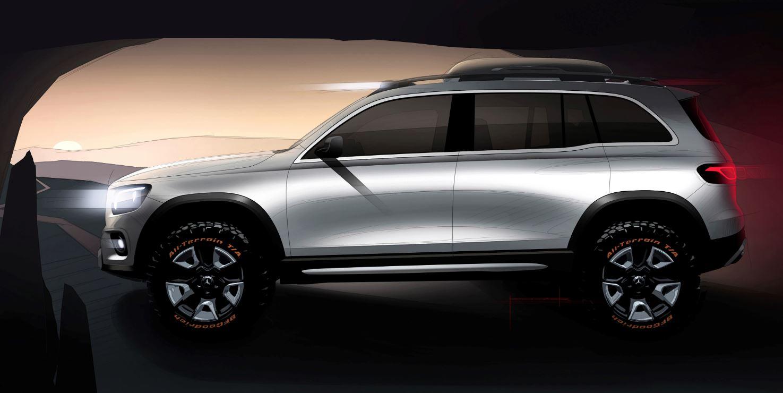 Mercedes-Benz GLB 7