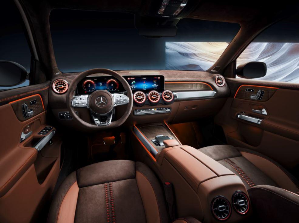 Mercedes-Benz GLB 8