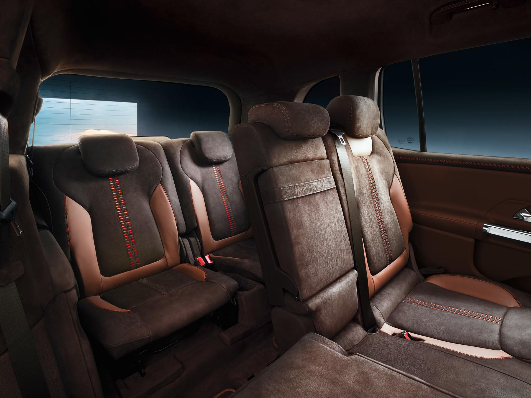 Mercedes-Benz GLB салон2