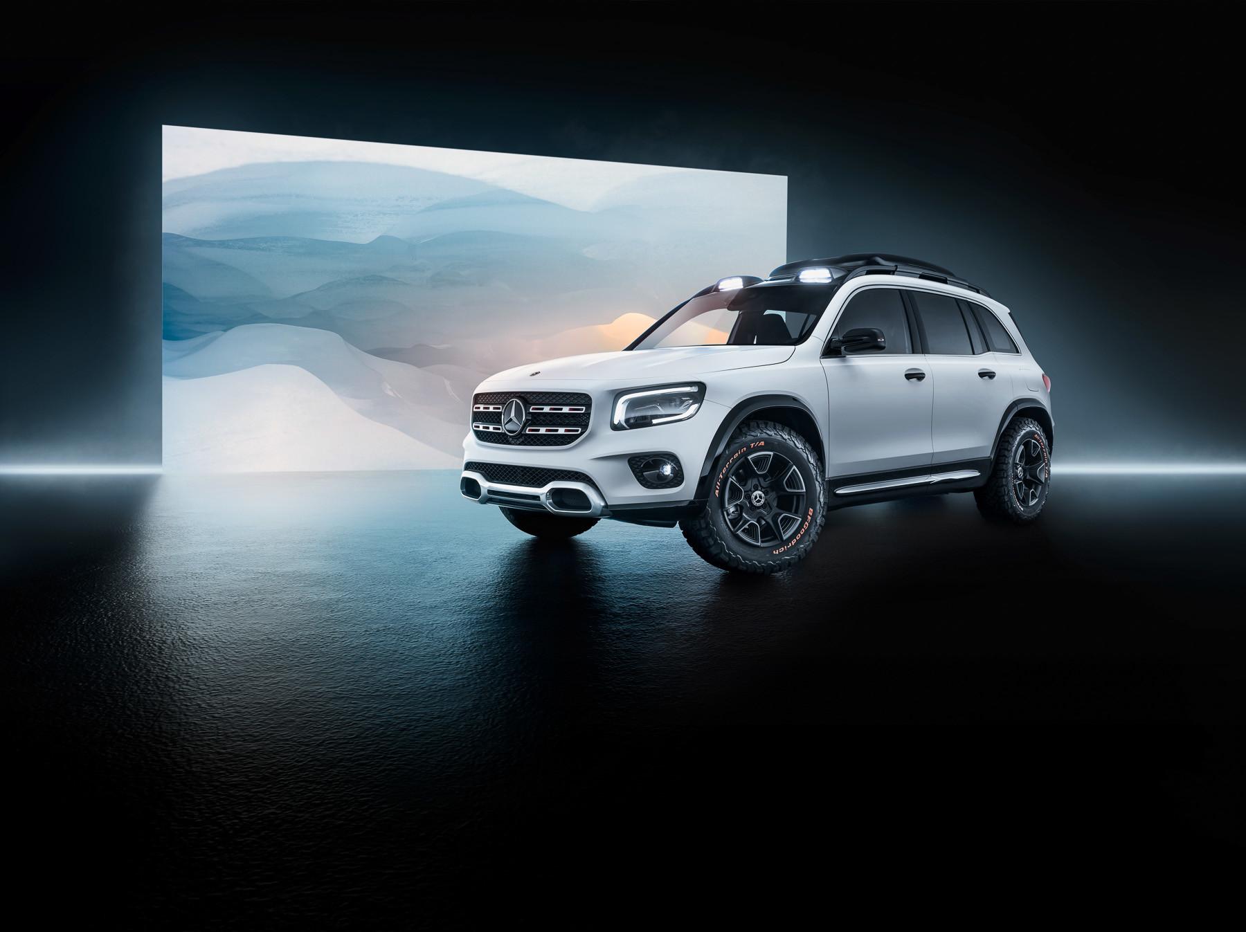 Mercedes-Benz GLB3