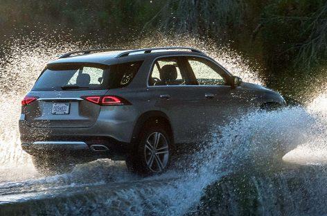 Старт продаж нового Mercedes GLE в России отложен до осени