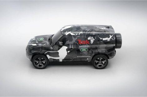 Новый Land Rover Defender: финальный этап разработки