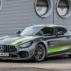 Быстрейший Mercedes-AMG GT Black Series готовится к премьере