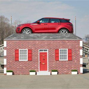 Российская премьера нового Range Rover Evoque