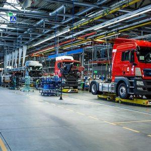 Производство MAN в Кракове побеждает в конкурсе «Завод года»