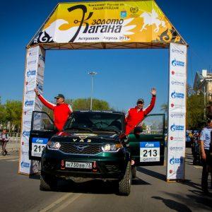 Команда УАЗ выступила на втором этапе Чемпионата России по ралли-рейдам