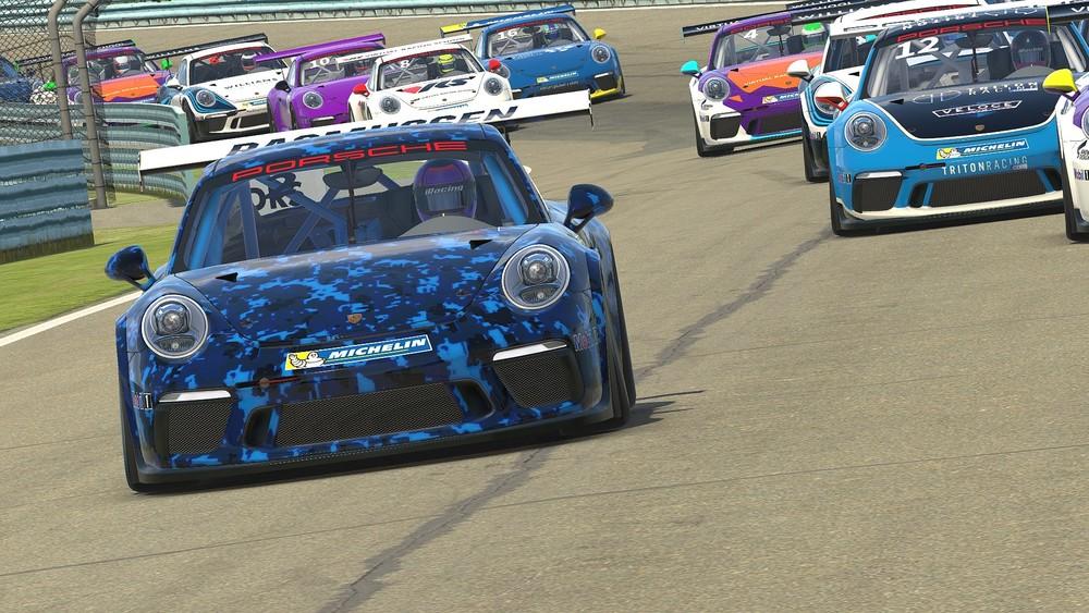 Porsche Esports Supercup чемпионат