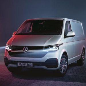 Volkswagen представил новый Transporter 6.1 в Мюнхене