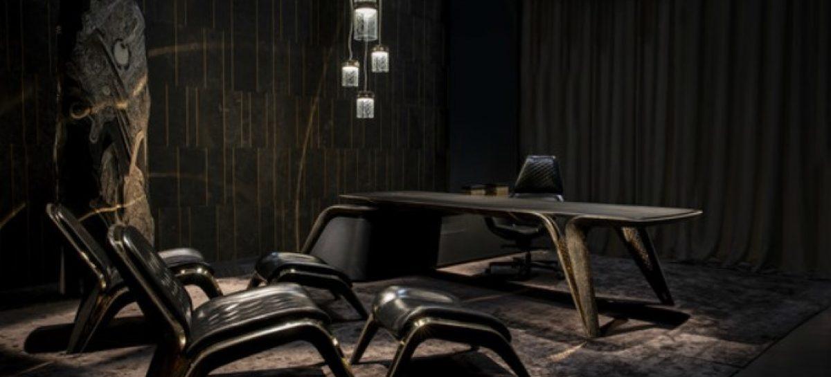 Роскошная коллекция мебели от Bentley Motors