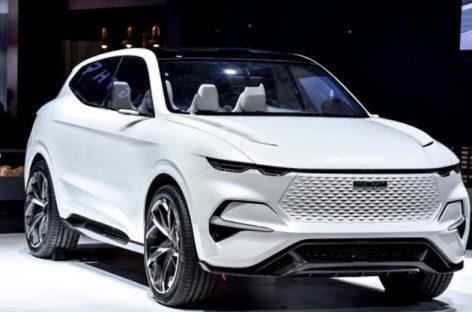 В Шанхае состоялась мировая премьера интеллектуального концепт-кара Haval Vision 2025