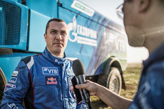 Сергей Куприянов, пилот экипажа №305