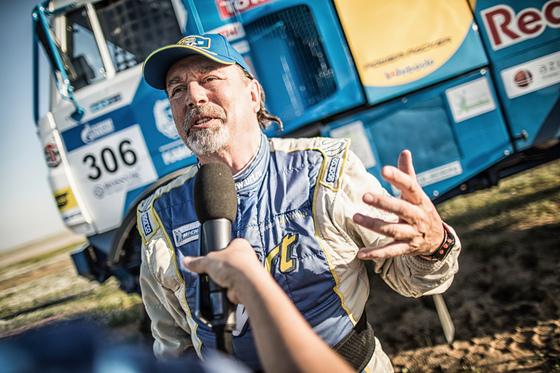 Сергей Успенский, пилот экипажа №306