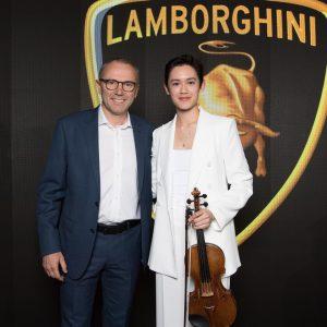 Интерактивная выставка «Lamborghini — жизнь в стремительном ритме» на  Миланской неделе дизайна