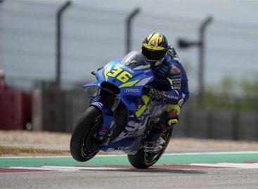 Suzuki стала чемпионом в гонке MotoGP впервые за три года