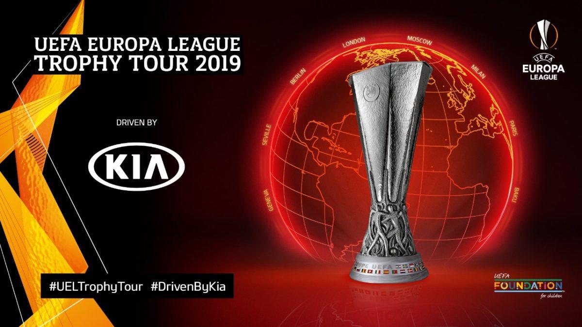 Трофи тур KIA UEFA