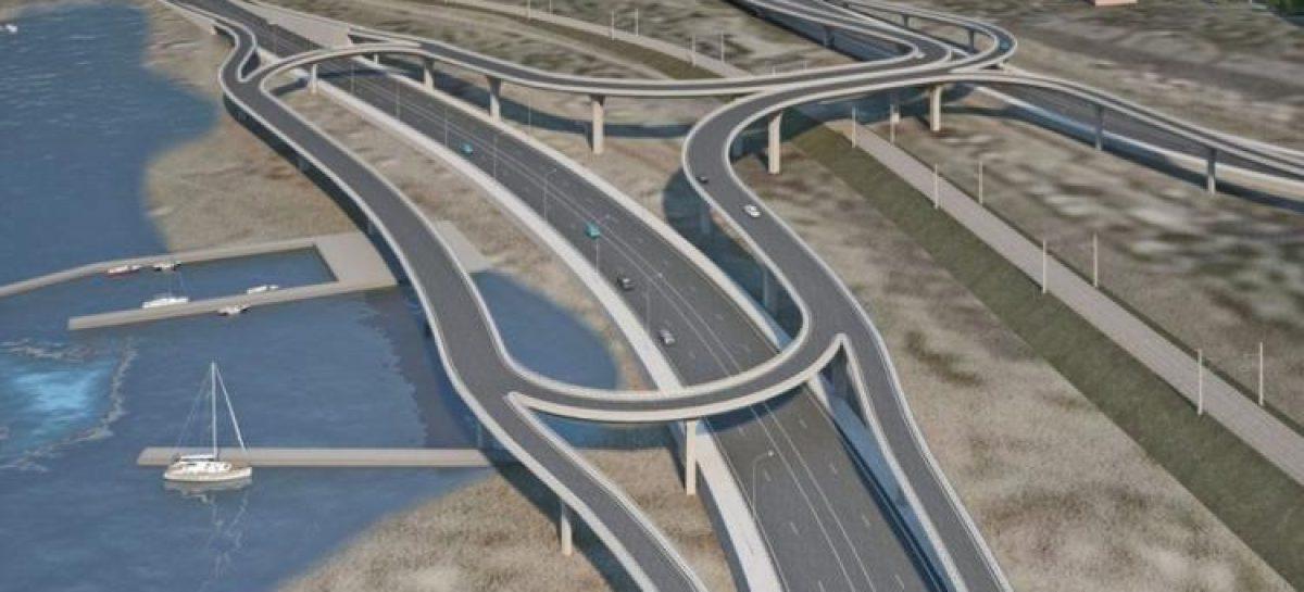 Путин поддержал строительство моста на Владивостокской кольцевой автодороги