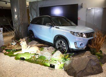 Состоялась премьера Suzuki New Vitara в леденящей палитре Песни Льда и пламени