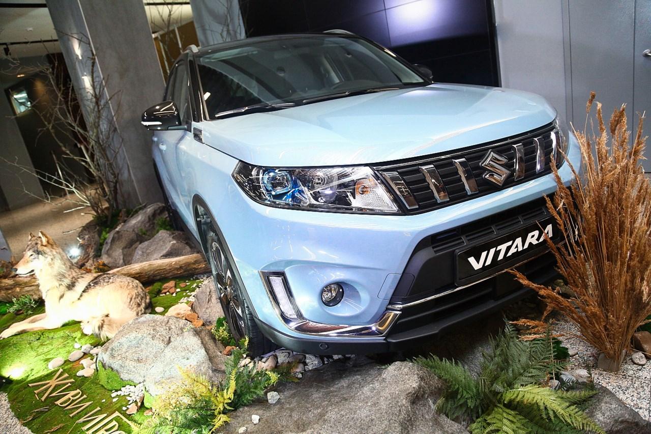 Suzuki New Vitara 2019