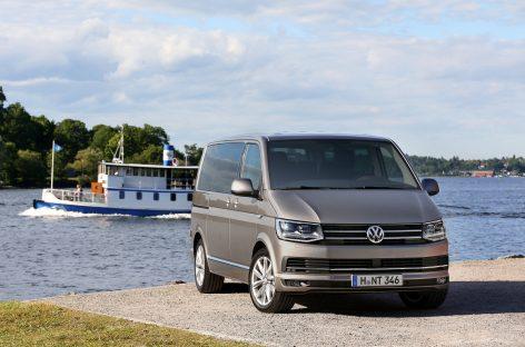 Путешествие с Volkswagen Caravelle