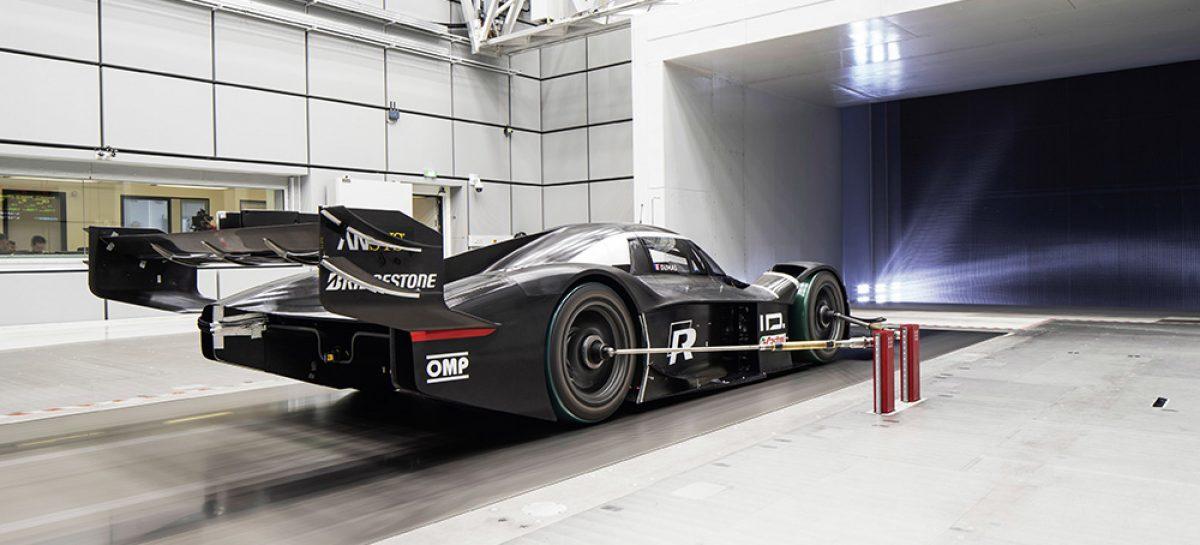 Volkswagen ID. R получил апгрейд по гоночным технологиям