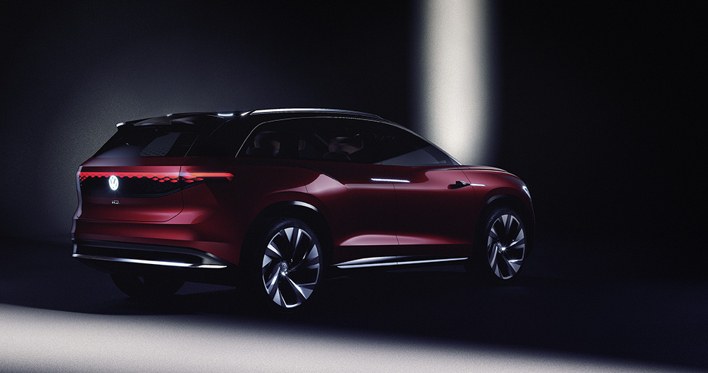 Volkswagen ID. ROOMZZ 2019