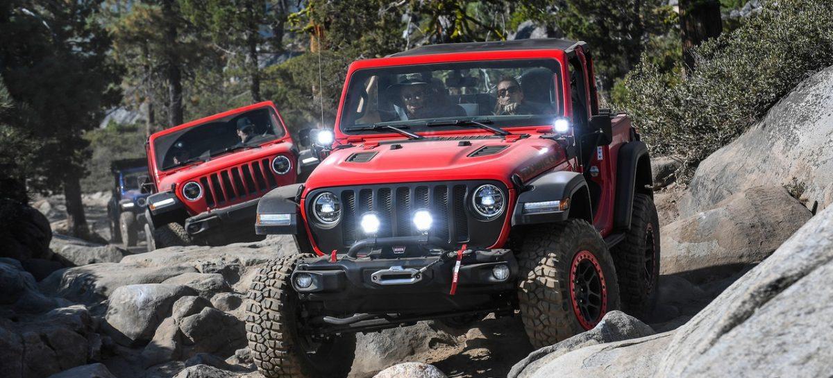 В честь Jeep® 4×4 Day легендарная марка раскрыла секреты успешного вождения по бездорожью