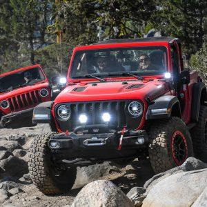 В честь Jeep® 4x4 Day легендарная марка раскрыла секреты успешного вождения по бездорожью