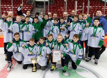 В Челябинске завершился Международный юношеский хоккейный турнир «КУБОК ŠKODA»
