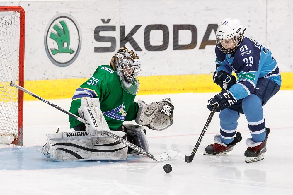 хоккейный кубок