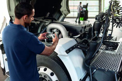 Ускоренное решение технических неисправностей автомобиля вместе с приложением Visual Connect от Bosch