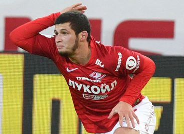 Полиция возбудила дело против футболиста Аяза Гулиева